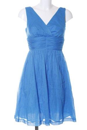 DKNY A-Linien Kleid blau Casual-Look