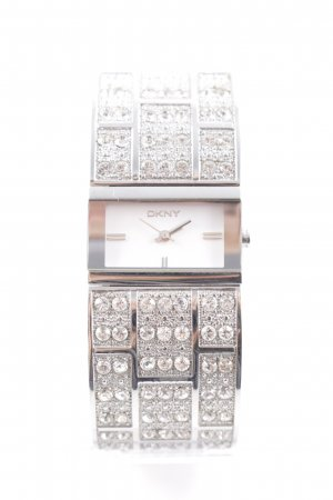 DKNY Analog Watch silver-colored elegant