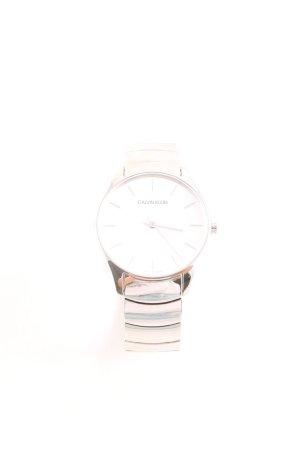 DKNY Analog Watch silver-colored elegant
