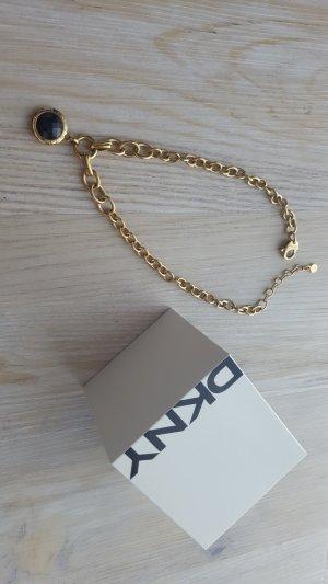 DKNY Ankerkette gold-schwarz