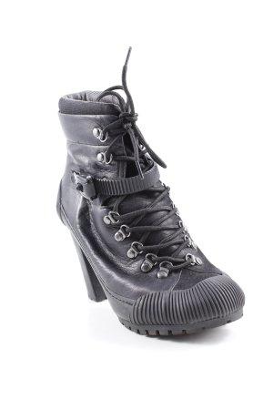 "DKNY Botas de tobillo ""Hildo Black"" negro"