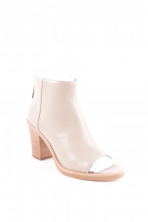 "DKNY Low boot ""Willah Ankle Boot Light Taupe "" beige clair"