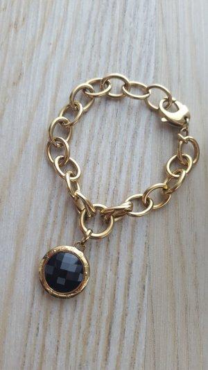 DKNY Armband gold-schwarz