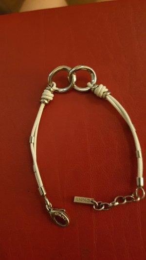 DKNY Armband weiß