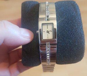 DKNY Armbanduhr Damen mit Strass