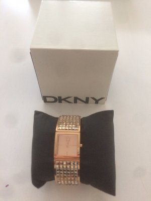 DKNY Armbanduhr goldfarben