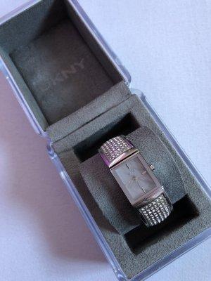DKNY Armbanduhr mit Steinen