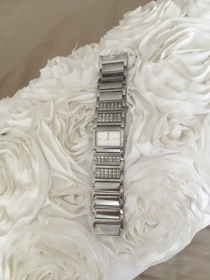 DKNY Armbanduhr mit Strass