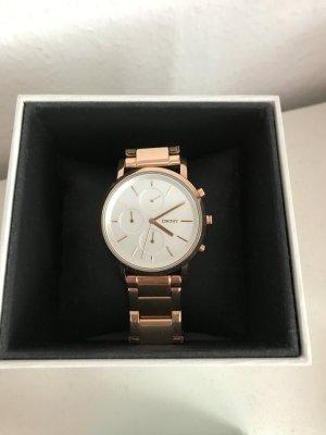 DKNY Armbanduhr Roségold