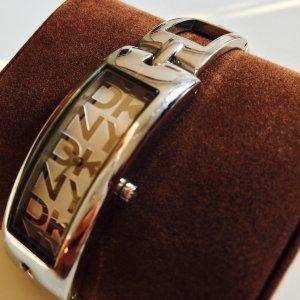DKNY Armbanduhr Silber