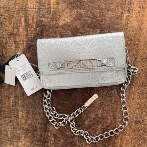 DKNY Bumbag silver-colored