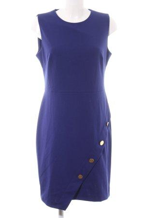 DKNY Bleistiftkleid blau Business-Look