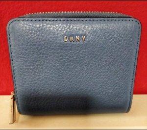 DKNY blue wallet