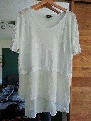DKNY Oversized Shirt white