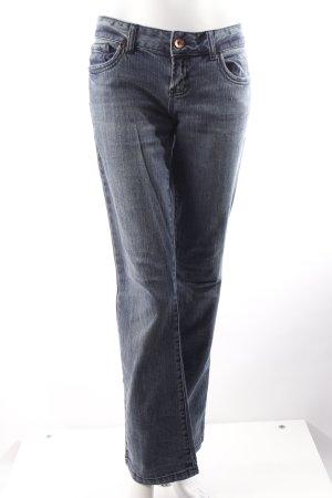 DKNY Boot Cut Jeans blau