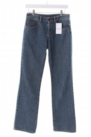 DKNY Boot Cut Jeans blau Casual-Look