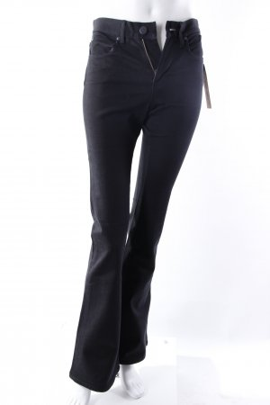 DKNY Boot Cut Jeans schwarz