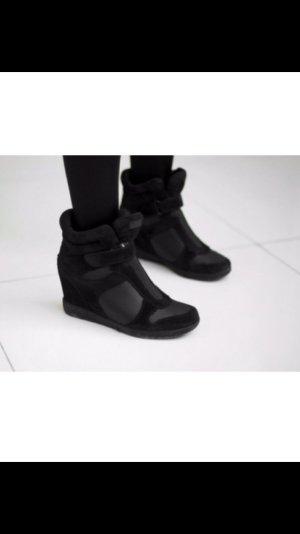 DKNY Boots Leder NP 250€