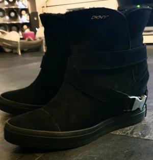 DKNY Boots | neu| Keilabsatz| Größe 37.5 |