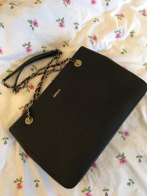 DKNY Bryant Park Travel Bag Saffiano Black
