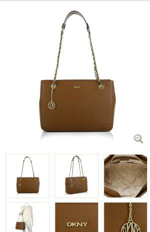 DKNY Bryant Park Travel Bag Saffiano Luggage