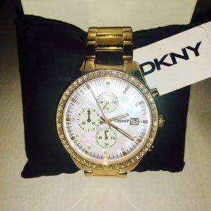DKNY  Chronograph Uhr rosegold