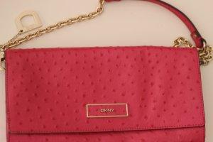 DKNY Clutch rosa/pink wie NEU