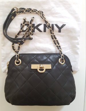 DKNY Crossbody in schwarz