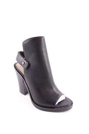 "DKNY Cut-Out-Stiefeletten ""Whalen Ankle Boot Black "" schwarz"