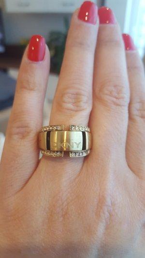 DKNY Damen Ring gold
