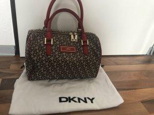 DKNY Damen Tasche mit Muster