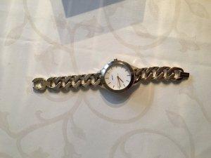 DKNY Damen Uhr Gold, Edelstahl