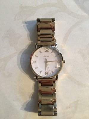 DKNY Damen Uhr in Gold