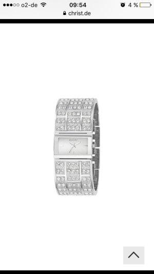*DKNY Damenuhr* in Silber