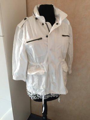 DKNY Designer Jacke weiß Gr. S
