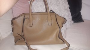 """DKNY - Donna Karan Camel Tote Bag """"Chelsea"""" Large"""