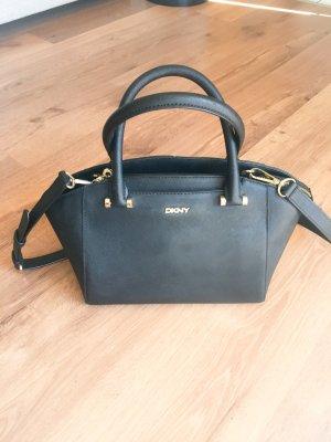DKNY echtleder handbag black