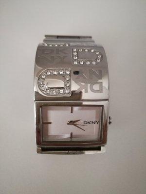 DKNY Edelstahl Uhr