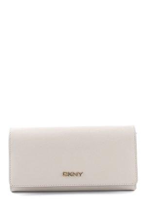 DKNY Geldbörse creme Elegant