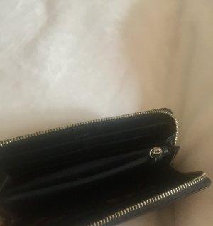 DKNY Geldbörse - schwarz mit DKNY Zeichen