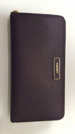 DKNY Geldbörse Violett