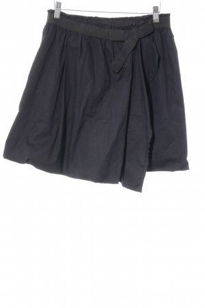 DKNY Glockenrock schwarz-dunkelblau Casual-Look