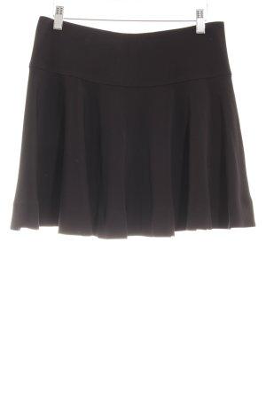 DKNY Falda acampanada negro estilo extravagante