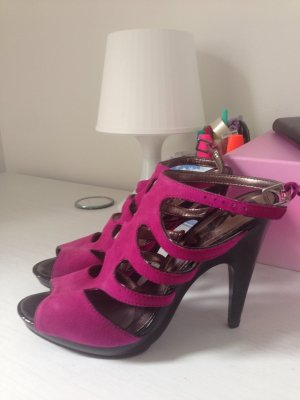 DKNY Golden limited edition Pink Rosa 39 Pumps NP 450€ Sehr Bequem!!!
