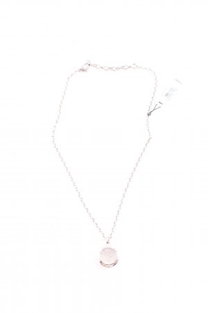 DKNY Ketting zilver casual uitstraling