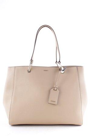 """DKNY Handtasche """"Bryant Park Saffiano Tote Tarp"""" beige"""