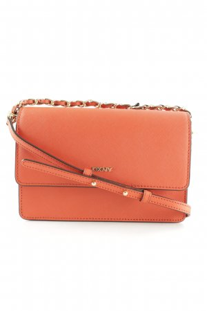 "DKNY Handtasche ""Bryant Park Shoulder Bag Orange"" dunkelorange"