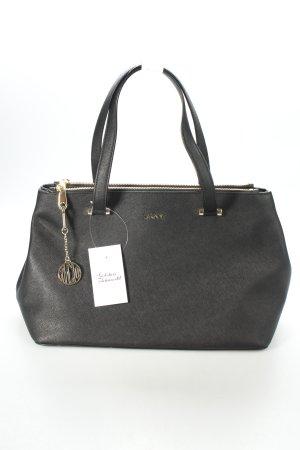 """DKNY Handtasche """"Bryant Park Travel Bag Saffiano Black"""" schwarz"""