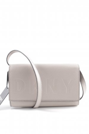 "DKNY Handtasche ""Commuter Wallet On A Chain Warm Grey"" blasslila"