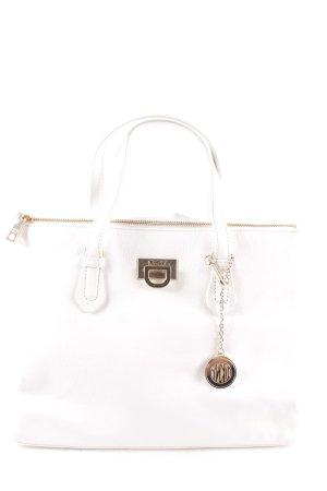 DKNY Handtasche creme Elegant